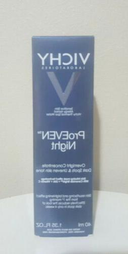 vichy proeven night overnight concentrate dark spots