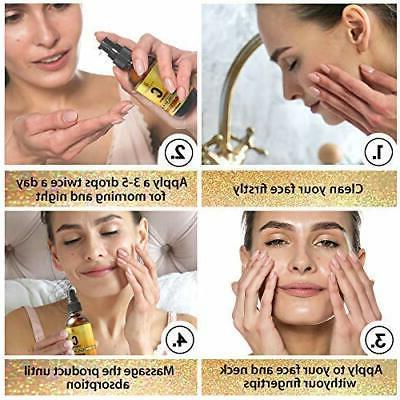 Vitamin Serum for Face - Serum Acid