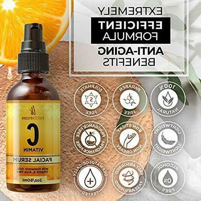 Vitamin Serum Face Topical Serum Hyaluronic