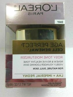 L'Oreal Paris ~Age Perfect ~Cell Renewal ~Rosy Tone Moisturi