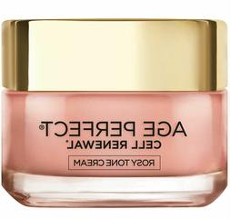 L'Oreal Paris Age Perfect Cell Renewal* Rosy Tone Moisturize