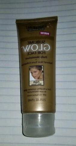 L'Oreal Sublime GLow Face Daily Moisturizer Natural Skin Ton