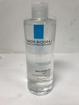 La Roche Posay Micellar Water Sensitive Skin 13.52 oz NEW ex