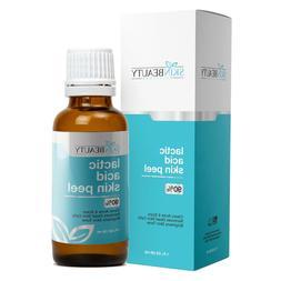 LACTIC Acid 35 70 90 Skin Chemical Peel-Alpha Hydroxy AHA-Ac