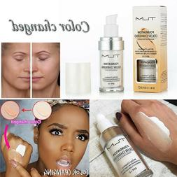 Magic Color Changing Foundation TLM Makeup Change To Your Sk