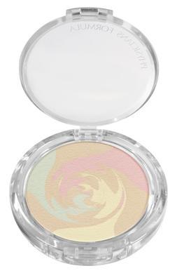 Mineral Wear Correcting Pressed Powder Talc-Free Make Up Nat