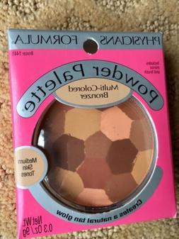 Physicians Formula Multi-colored Bronzer 1441 Medium Skin to