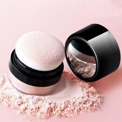 Mushroom Head-shaped Air Cushion Puff Set Makeup Powder Cont