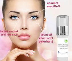 NEW Special Eye Cream Restores skin tone Reduces Puffiness a