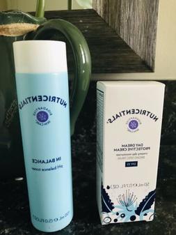 Nuskin NU SKIN Nutricentials Day Cream SPF35 & Ph Balance To