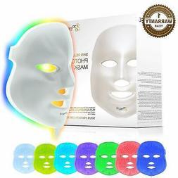 Project E Beauty LED Photon Therapy 7 Color Skin Rejuvenatio
