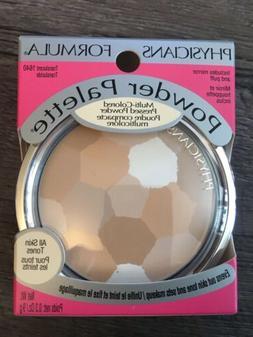 Physicians Formula Powder Palette All Skin Tones Translucent