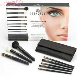 Borghese Professional Select 9 Piece Brush Set New In Box