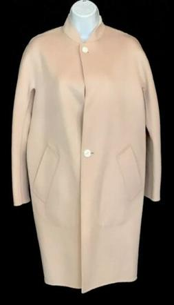 Rag And Bone Wool Darwin Coat Soft Pale Pink & Nude Skin ton