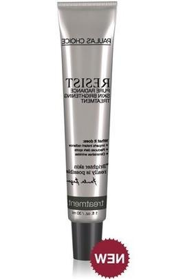 resist radiance skin brightening treatment