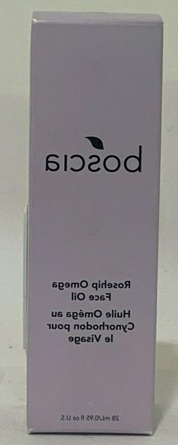 Boscia Rosehip Omega Face Oil Natural for Dry Skin & Uneven