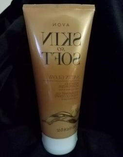 Avon Skin So Soft Satin Glow Body zGel Moisturizer - for all