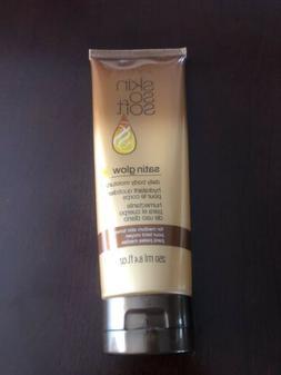 Avon Skin So Soft Satin Glow Daily Body Moisturizer for Medi