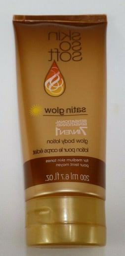 Avon Skin So Soft Satin Glow 7 in 1 Glow Body Lotion 6.7 fl