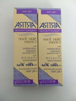 Artra Skin Tone Cream for Oily Skin, 2 oz