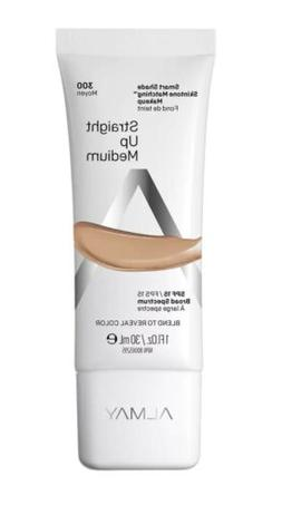 Almay Smart Shade Skin Tone Matching Make Up Straight Up Med