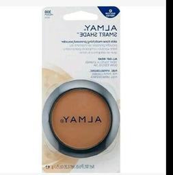 Almay Smart Shade Skin Tone Matching Pressed Powder,300 Medi