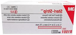 """3M Steri-Strip Blend Tone Skin Closure 1/4"""" x 3"""" Box: 50"""