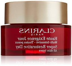 Clarins Super Restorative Day Cream All Skin Types for Unise