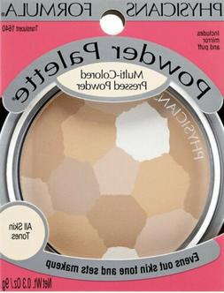 PHYSICIANS FORMULA TRANSLUCENT 1640 ALL SKIN TONES PRESSED P