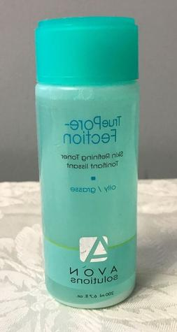 Avon True Pore-Fection Skin Refining Toner Oily 6.7 Oz