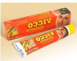 Vicco Turmeric Cream Sandal Oil 15g Herbal Ayurvedic Skin Ca